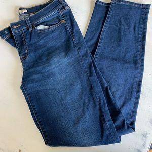 J crew jeans stretch skinny 28/30
